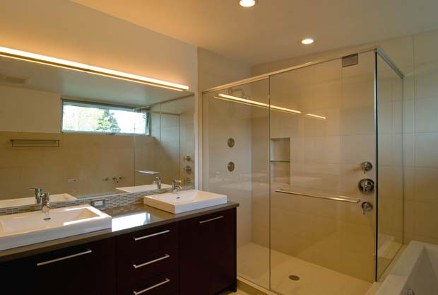 How to design a perfect bathroom a house by the park How to design a house